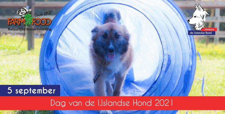 Dag van de IJslandse Hond 5 september